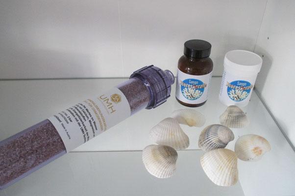 Remineralisierung Sango Koralle