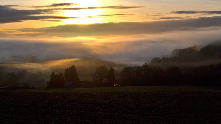 """Au matin de la """"fin du monde""""  ...  le 21 décembre 2012 !!"""