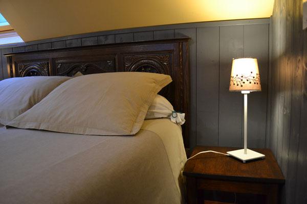 Suite familiale Le Grenier, literie confortable