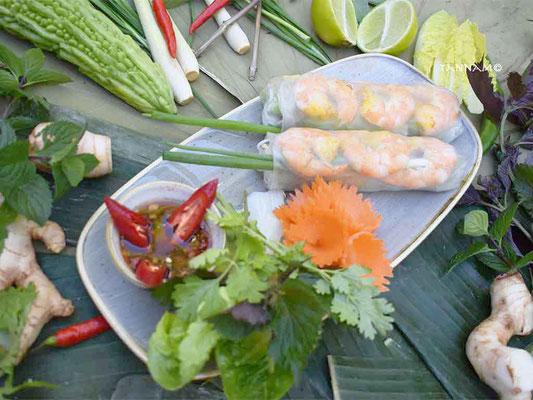 Vietnamesische Restaurant- gesundes Essen in München