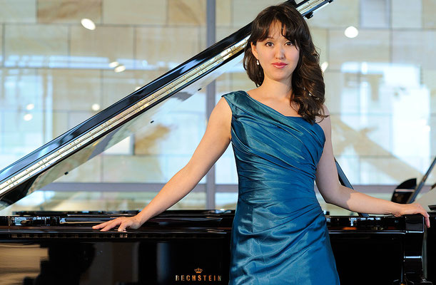 Michèle Gurdal piano
