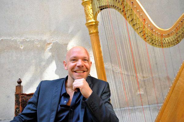 Nicola Tulliez, harpe