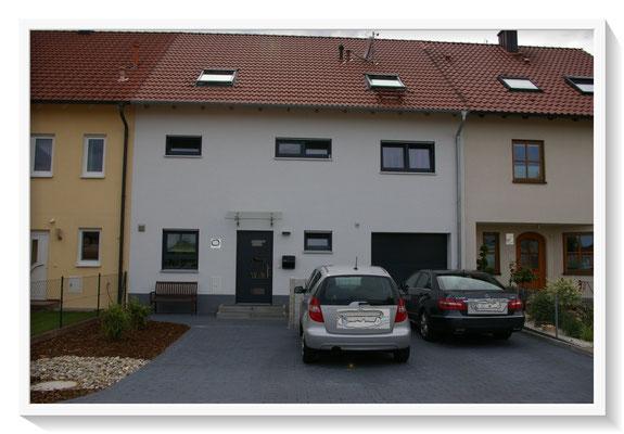 Bauplanung_Bauantrag_Ausführungsplanung_Baiersdorf-Hauseingang Einzug