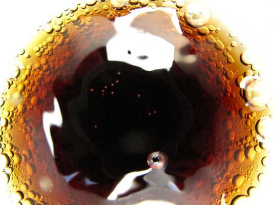 Augures de fond du verre