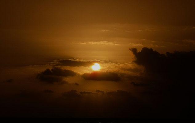 The sky is godlike