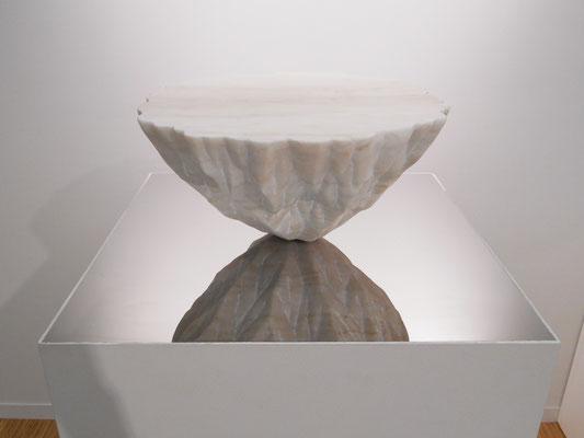 頂/底 Top/Bottom  2015 大理石 marble  W450xD450xH165(mm)