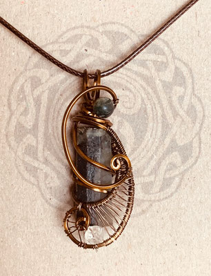Pendant Gallery 5 Photo 8: Laboradorite $45