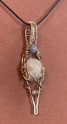 Pendant Gallery 1 photo 11: Angelite $50