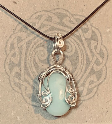 Pendant Gallery 2 photo 1: Amazonite $50
