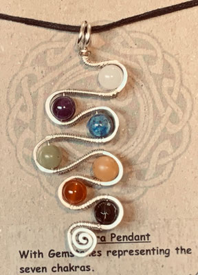 Pendant Gallery 3 Photo 19: Chakra Pendant $40