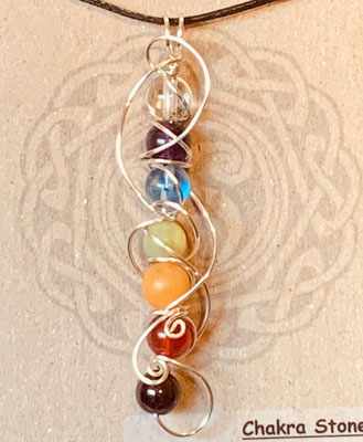 Pendant Gallery 3 Photo 17: Chakra Pendant $35