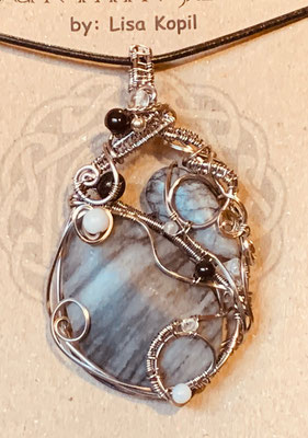 Pendant Gallery 3 Photo 1: Marble $65