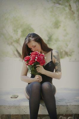 Debora, striper en Granada, 2