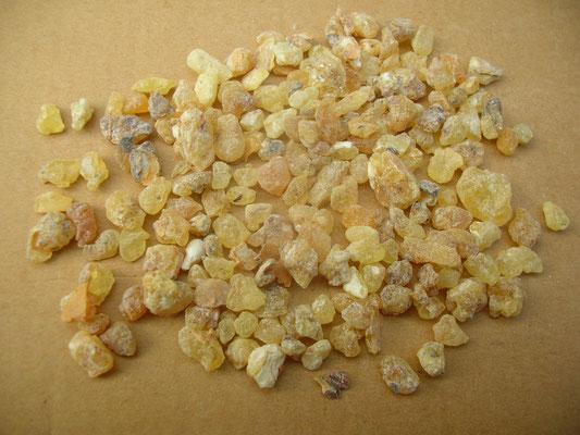 "Boswellia frereana SOMALIA - Qualität kleinstückig ""fas saquir"""