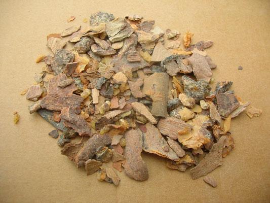 Boswellia frereana SÜDOST-ETHIOPIEN - Rinde