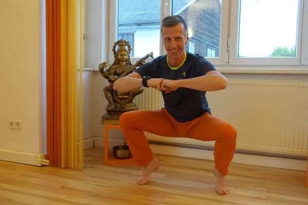 Sportlich im Yogazentrum Mödling