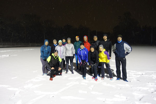 runtasia Wintertraining