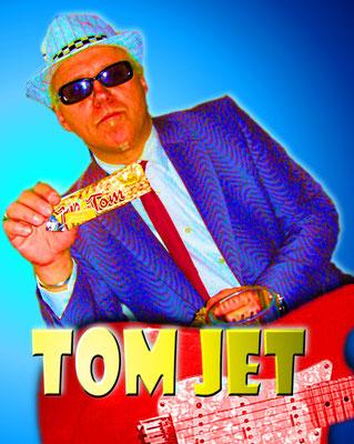 Tom Jet Programm: Unterhaltungs- Party- Tanzmusik