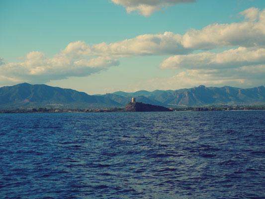 Küste Sardinien