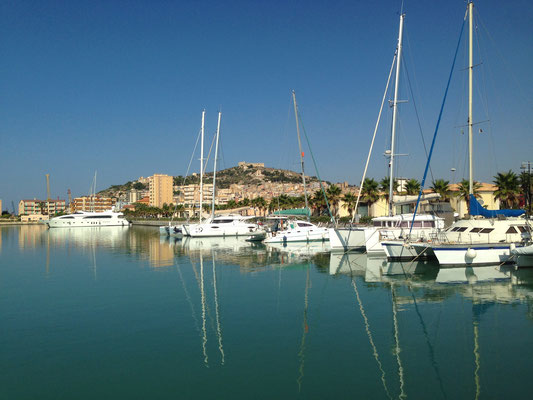 Licata Hafen