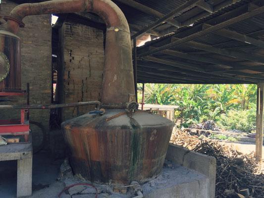 Rum-Fabrik
