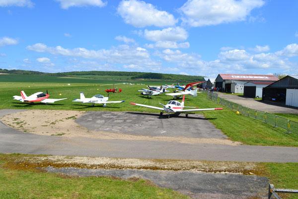 Aéro-Club de Sens - Fete de sports aériens - 11 et Juin 2019 -3