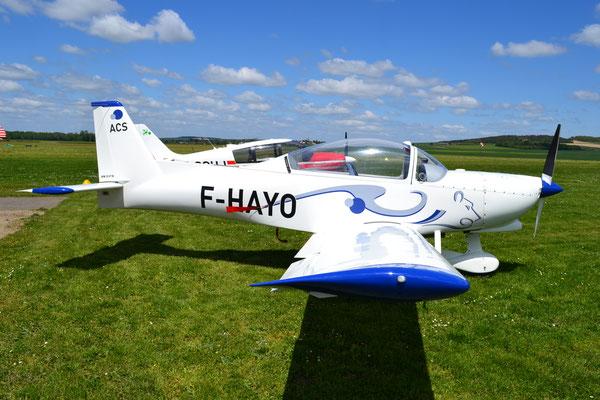 Aéro-Club de Sens - Fete de sports aériens - 11 et Juin 2019 -6