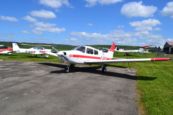 Aéro-Club de Sens - Fete de sports aériens - 11 et Juin 2019 -4