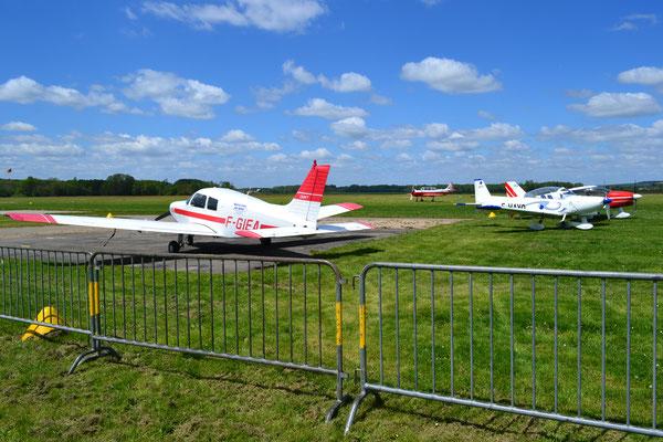 Aéro-Club de Sens - Fete de sports aériens - 11 et Juin 2019 -1