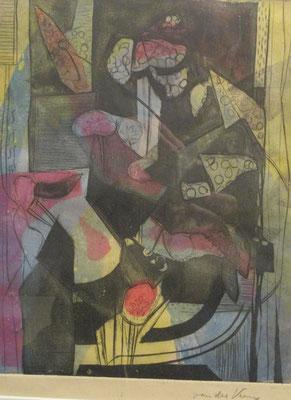 Épreuve d'artiste_6 (Parijs, 1938), kleurets, 30x24 cm