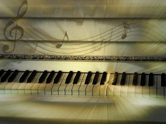 Lust auf Klavierspielen