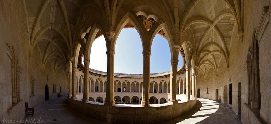 Castell Bellver in Palma de Mallorca