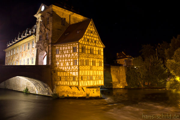 Bamberg alte Rathaus