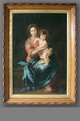 Musée des Soeurs de Miséricorde : Changement d'arrière-plan