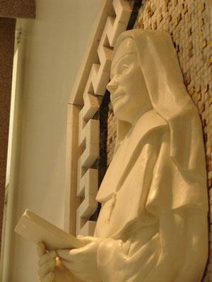 Musée des Soeurs de Miséricorde : Prise de vue originale avec éclairage au Tungstène et lumière du jour