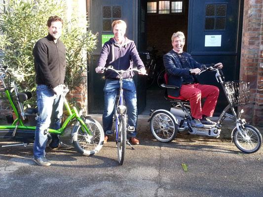 Dreirad-Zentrum Worms auf Spezialradmesse
