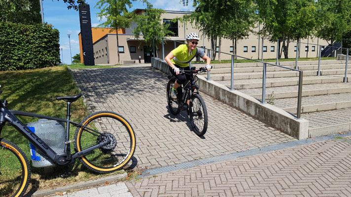 Fahrsicherheitstraining in Freiburg Süd