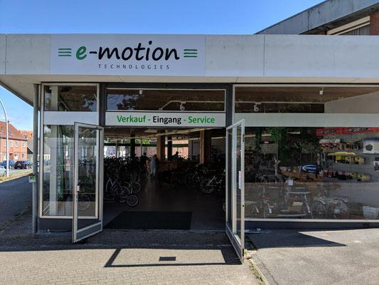Elektro-Dreirad Zentrum in Schleswig - Dreiräder probefahren, testen und kaufen