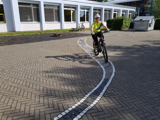 Fahrsicherheitstraining im Dreirad-Zentrum Freiburg Süd