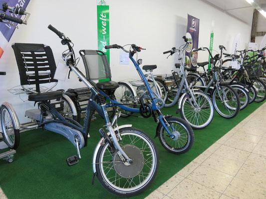 kostenlose Elektrodreirad Probefahrten und kompetente Dreirad Beratung vom Experten im Dreirad-Zentrum Ravensburg