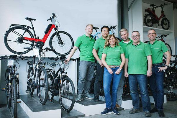 kostenlose Probefahrten und kompetente Beratung im Dreirad-Zentrum Düsseldorf