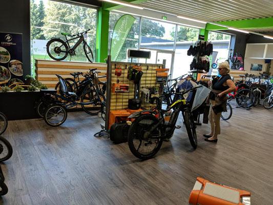 Elektro-Dreirad Zentrum im Harz- Dreiräder probefahren, testen und kaufen