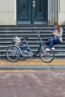 Van Raam Maxi Dreirad für den großen Komfort