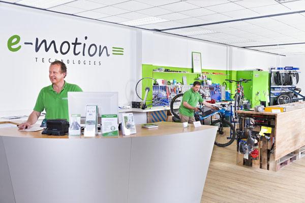 kostenlose Probefahrten und kompetente Beratung von unseren Dreirad Experten im Dreirad-Zentrum Bielefeld