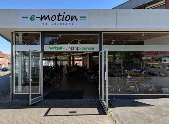 Das Dreirad-Zentrum Schleswig