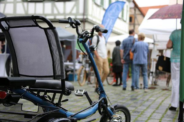kostenlose Elektrodreirad Probefahrten und kompetente Dreirad Beratung vom Experten im Dreirad-Zentrum Stuttgart