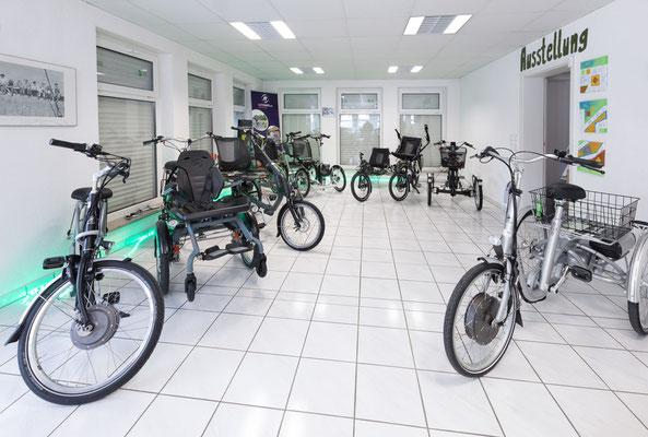 Das Dreirad-Zentrum Tuttlingen