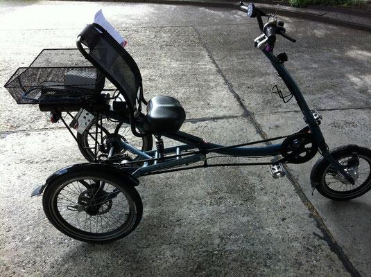 Dreirad für Erwachsene nachrüsten