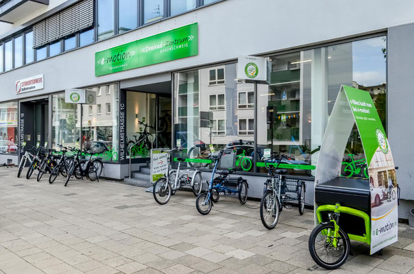 kostenlose Probefahrt und kompetente Beratung von unseren Experten im Dreirad-Zentrum Brauschweig