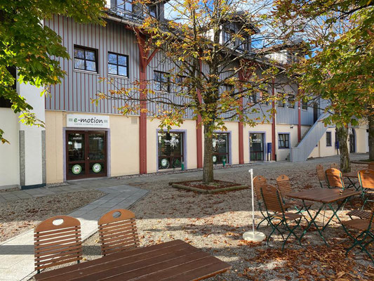 Das Dreirad-Zentrum München
